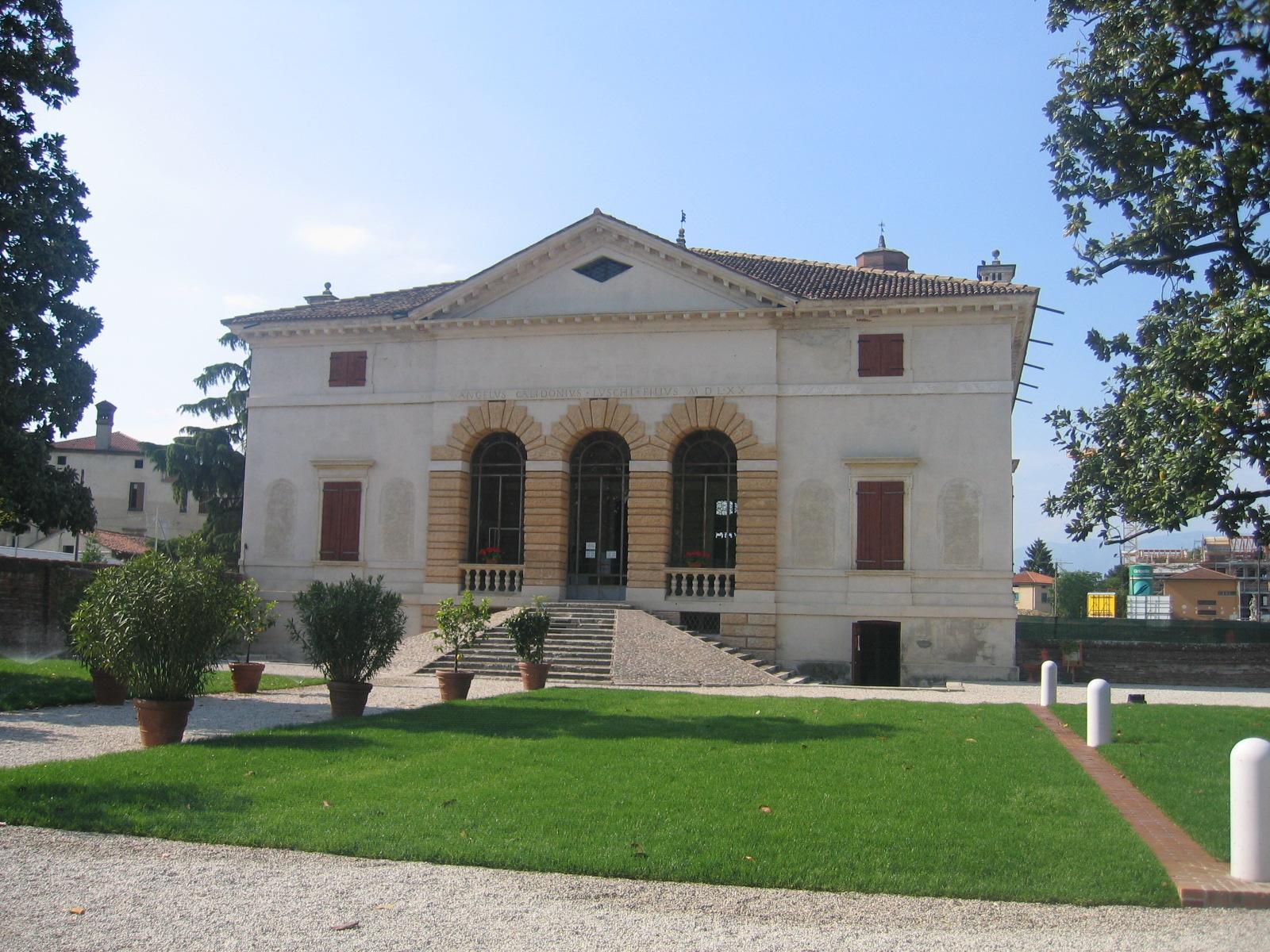 Villa Zanella In Via Zanella Caldogno