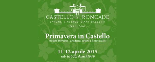 PRIMAVERA IN CASTELLO 2015